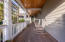 156 NW 73rd Ct, Newport, OR 97365 - Courtyard Entry