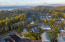1020 SE Spy Glass Ridge Dr, Lincoln City, OR 97367 - Aerial to North