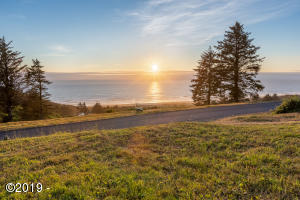 TL 76 Megans View Point  Nantucket Shores, Pacific City, OR 97135 - View from lot
