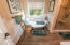 6520 NW Pacific Coast Hwy, Seal Rock, OR 97376 - Main Bath Ocean & Forest View