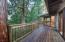489 Fairway Drive, Gleneden Beach, OR 97388 - Deck Entrance