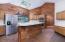489 Fairway Drive, Gleneden Beach, OR 97388 - Large Kitchen