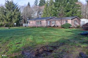 391 Sams Creek Rd, Siletz, OR 97357 - Front