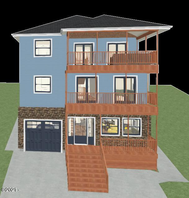 2700 BLK SW Coast Tl1300 Avenue, Lincoln City, OR 97367 - Concept drawing