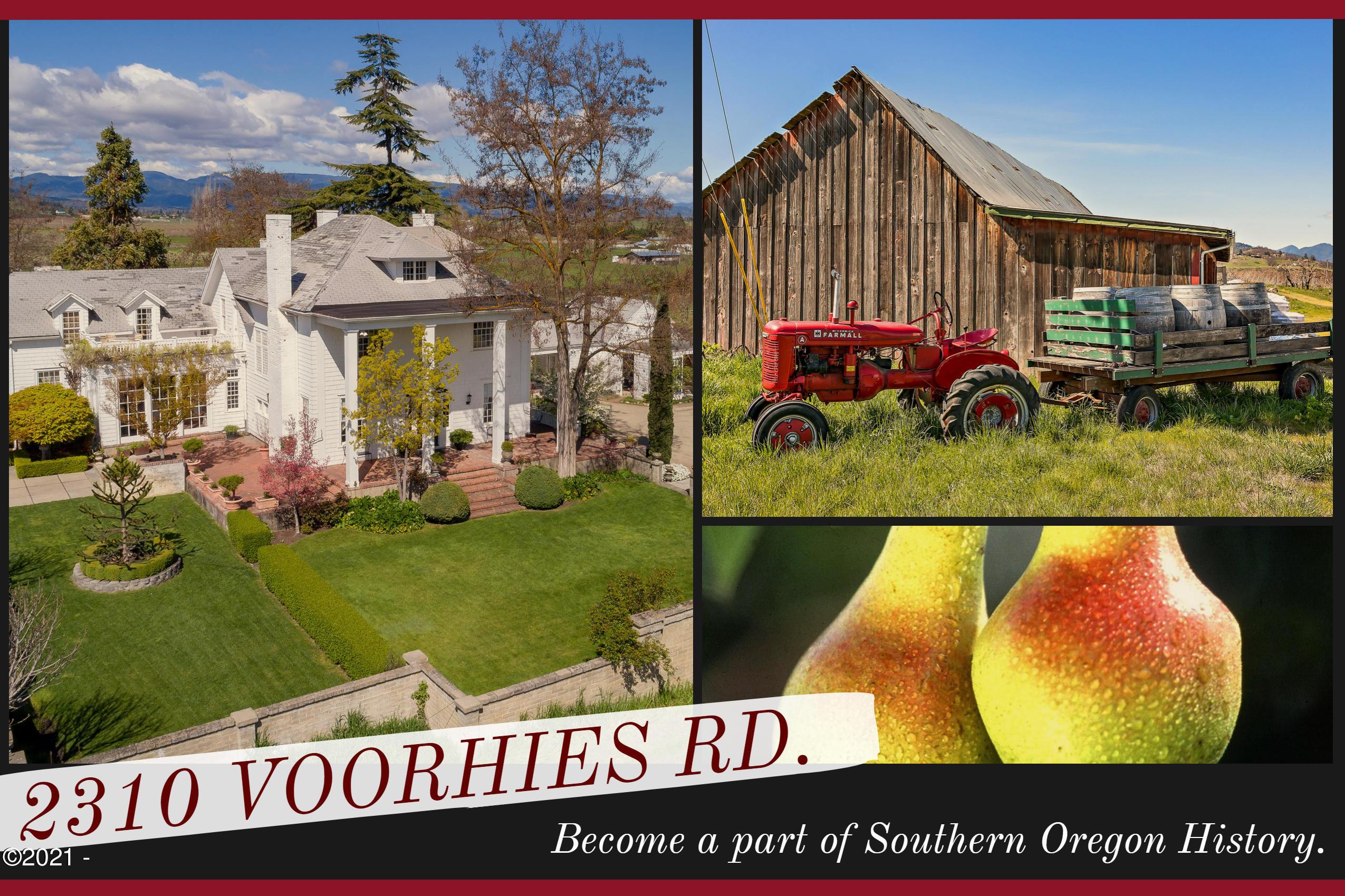 2310 Voorhies Rd, Medford, OR 97501 - 2310 Voorhies Rd cover pic