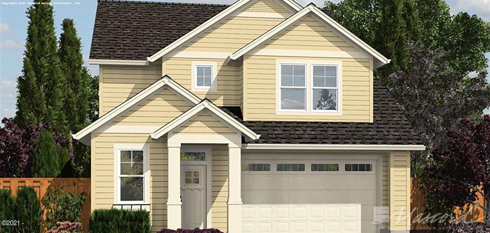 4245 Sequoia Loop, Netarts, OR 97143 - Rendering of exterior