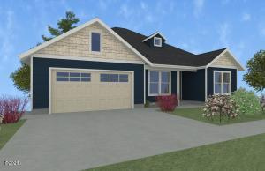 LOT 32 Lahaina Loop Rd, Pacific City, OR 97135 - Plan 1698 Lot 32 PC Front Rendering