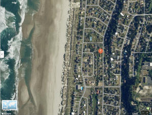 1806 NW Parker Ave, Waldport, OR 97394 - Aerial