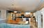 5721 SW Pacific Coast Hwy, Yachats, OR 97498 - Kiychen & Dining Area Upper Unit