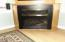 5721 SW Pacific Coast Hwy, Yachats, OR 97498 - Electric Fireplace Upper Unit