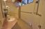 106 SE View Dr, Newport, OR 97365 - Master bath