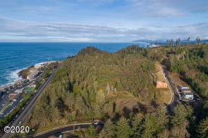 LOT 7 Lillian Ln., Depoe Bay, OR 97341 - Aerial of Community