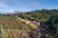 LOT 10 Lillian Ln., Depoe Bay, OR 97341 - Lillian Lane & Village Aerial