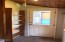 2985 Hwy. 101 N, Yachats, OR 97498 - Interior shot of Back Door of Cabin