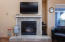3849 Evergreen Ave, Depoe Bay, OR 97341 - South Side Gas Fireplace
