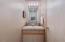3849 Evergreen Ave, Depoe Bay, OR 97341 - South Side Upper Bathroom