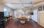 3849 Evergreen Ave, Depoe Bay, OR 97341 - North Side Kitchen/Dining