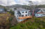 3849 Evergreen Ave, Depoe Bay, OR 97341 - Aerial of Home