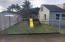 185 Huckleberry St, Waldport, OR 97394 - Side yard