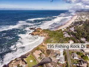 195 Fishing Rock Dr, Depoe Bay, OR 97341 - Close to the oceanfront