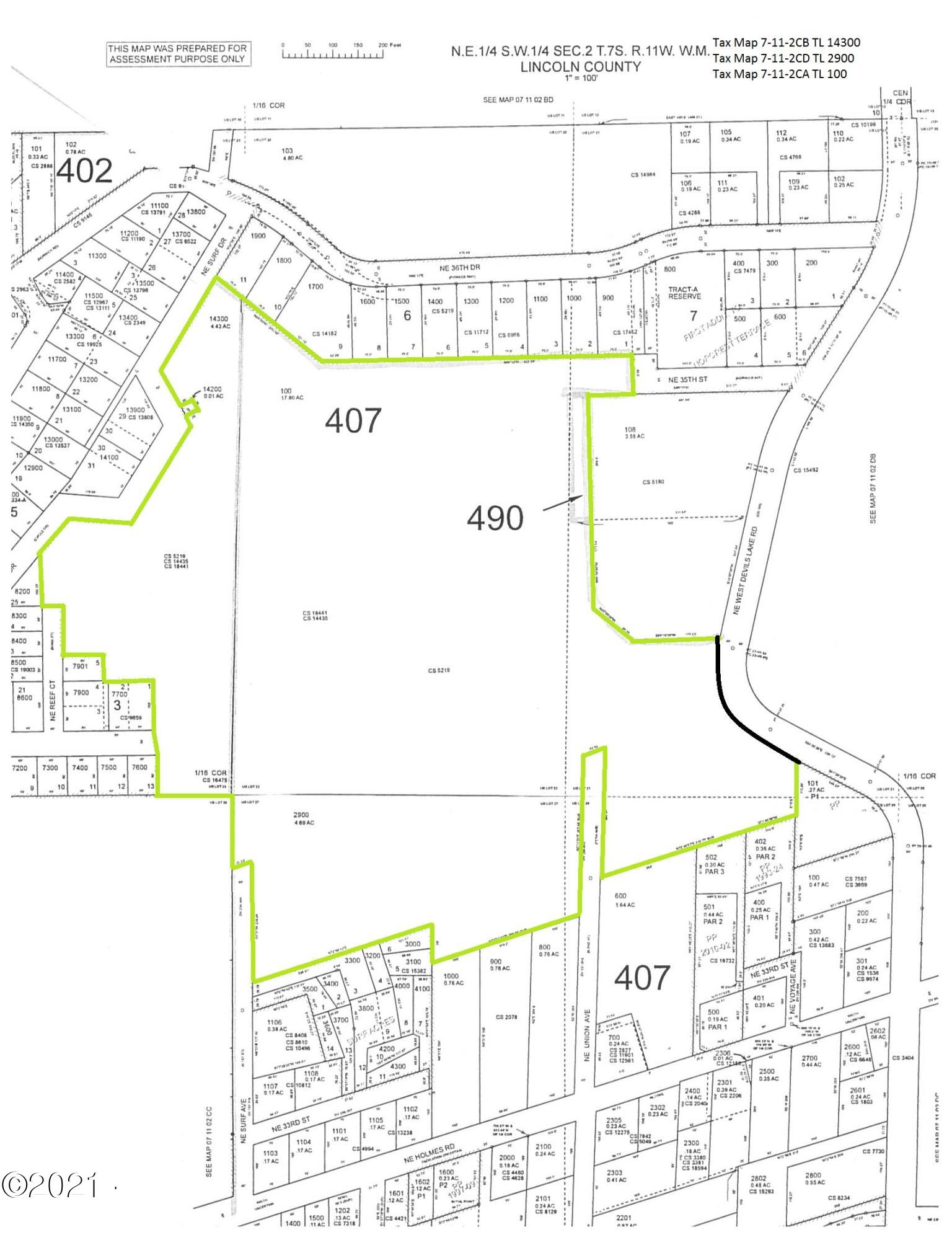 3500 Blk Ne 35th St., Lincoln City, OR 97367 - Main