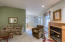 5760 El Mesa Ave, Lincoln City, OR 97367 - Living/Fireplace