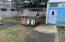 185 Huckleberry St, Waldport, OR 97394 - Back yard