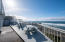2479 SW Anchor Ave, Lincoln City, OR 97367 - South view of ocean front deck