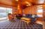 7123 NW Logan Rd, Lincoln City, OR 97367 - SW view of Family Room