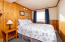 7123 NW Logan Rd, Lincoln City, OR 97367 - 2nd Ocean View bedroom