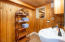 7123 NW Logan Rd, Lincoln City, OR 97367 - Bath with granite tile shower