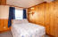 7123 NW Logan Rd, Lincoln City, OR 97367 - 3rd Ocean view bedroom