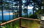 893 NW Highland Dr, Waldport, OR 97394 - View from master deck