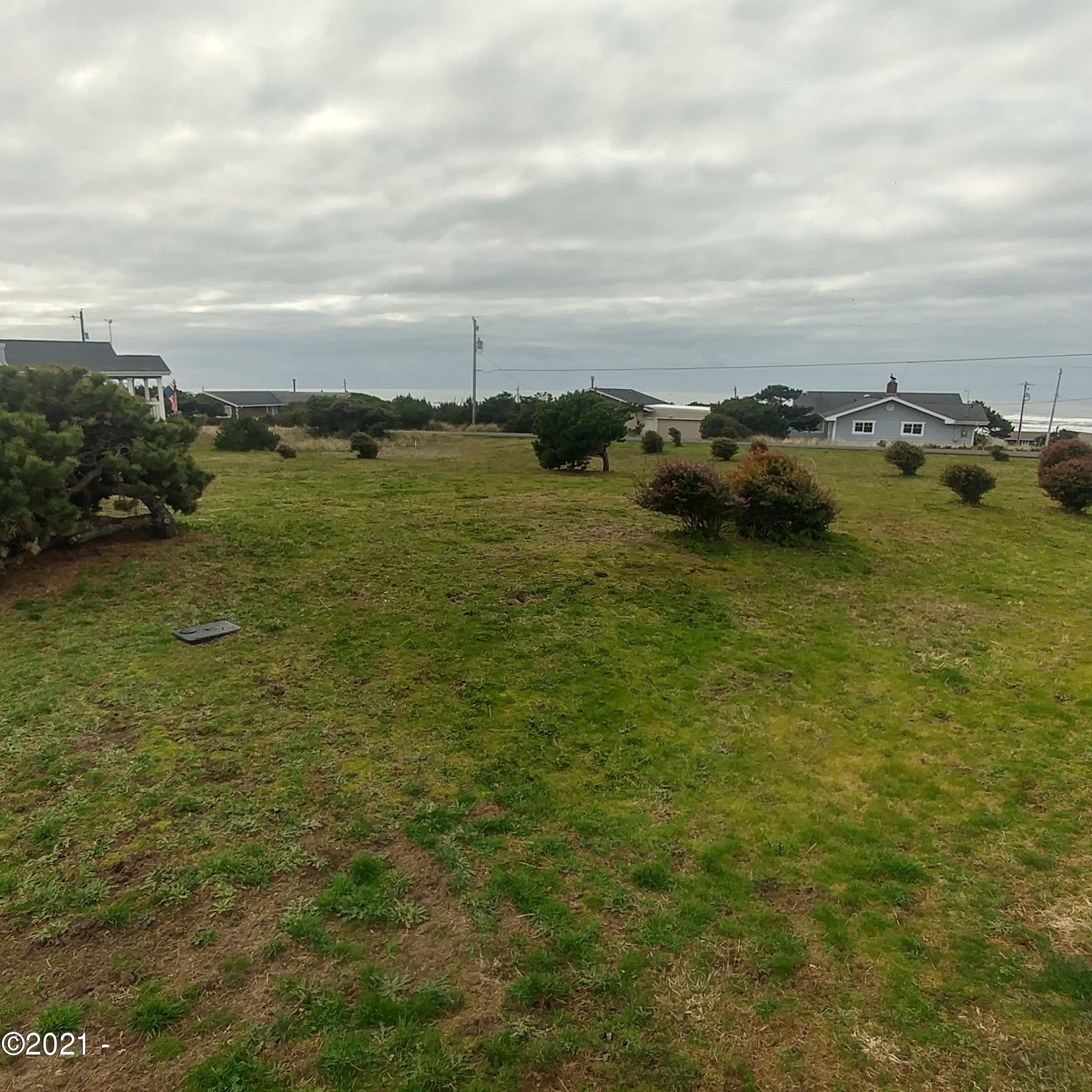 1921 NW Corvette St, Waldport, OR 97394 - View of Lot