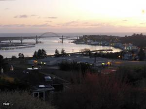 106 SE View Dr, Newport, OR 97365 - Wonderful view