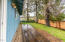 1118 SW 11th St, Lincoln City, OR 97367 - Back fence