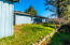 1118 SW 11th St, Lincoln City, OR 97367 - Back yard to East