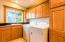 125 NE Allen, Depoe Bay, OR 97341 - Laundry Room