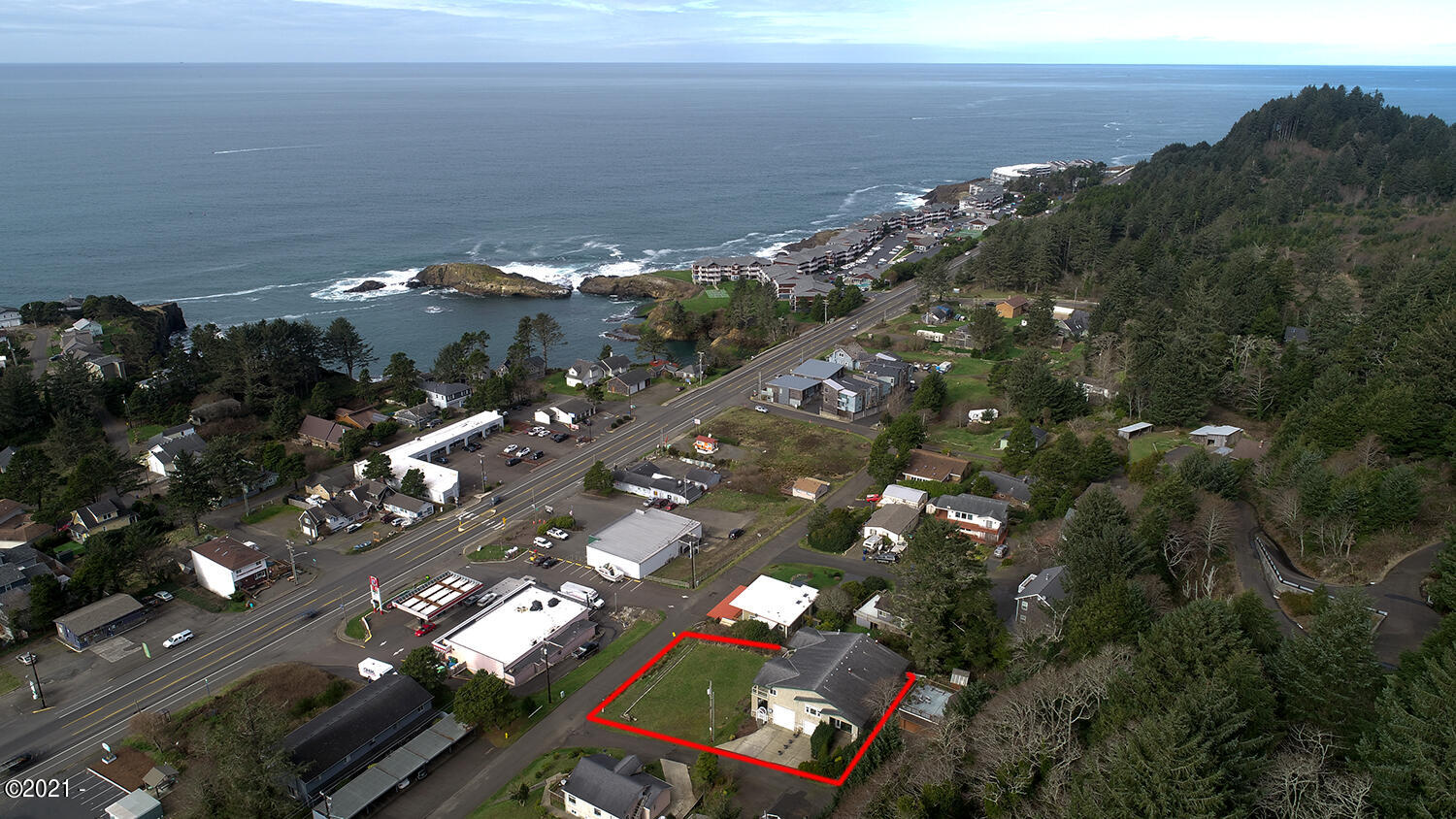 LOT 1 Williams Ave, Depoe Bay, OR 97341