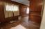 645 SE 1st St, Toledo, OR 97391 - Room behind Kitchen