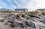 281 Salishan Dr, Gleneden Beach, OR 97388 - Beach rocks Looking East