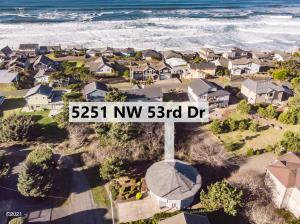 5251 NW 53rd Dr., Lincoln City, OR 97367 - Aerial View