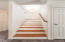 5251 NW 53rd Dr., Lincoln City, OR 97367 - Stairs to Lower Level