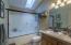 520 SE Pettinger St., Depoe Bay, OR 97341 - Guest Bathroom