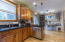 520 SE Pettinger St., Depoe Bay, OR 97341 - Kitchen to Dining