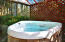 6260 NE Neptune Dr, Lincoln City, OR 97367 - Hot Tub at SW Corner