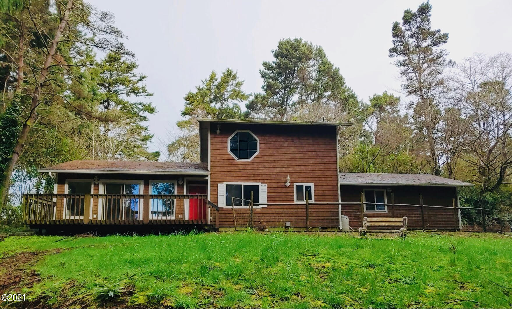 9798 NW Line St, Seal Rock, OR 97376