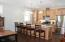 4325 SE Fleming St., Newport, OR 97366 - Kitchen/Breakfast Bar