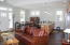 4325 SE Fleming St., Newport, OR 97366 - Office Toward Living Area