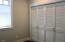 4325 SE Fleming St., Newport, OR 97366 - Second Bedroom Closet